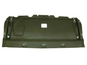 Jumasa 04030454 - PROTECCION MOTOR 2000->2004 AUDI TT (8N3) (10/1998 - 06/2006